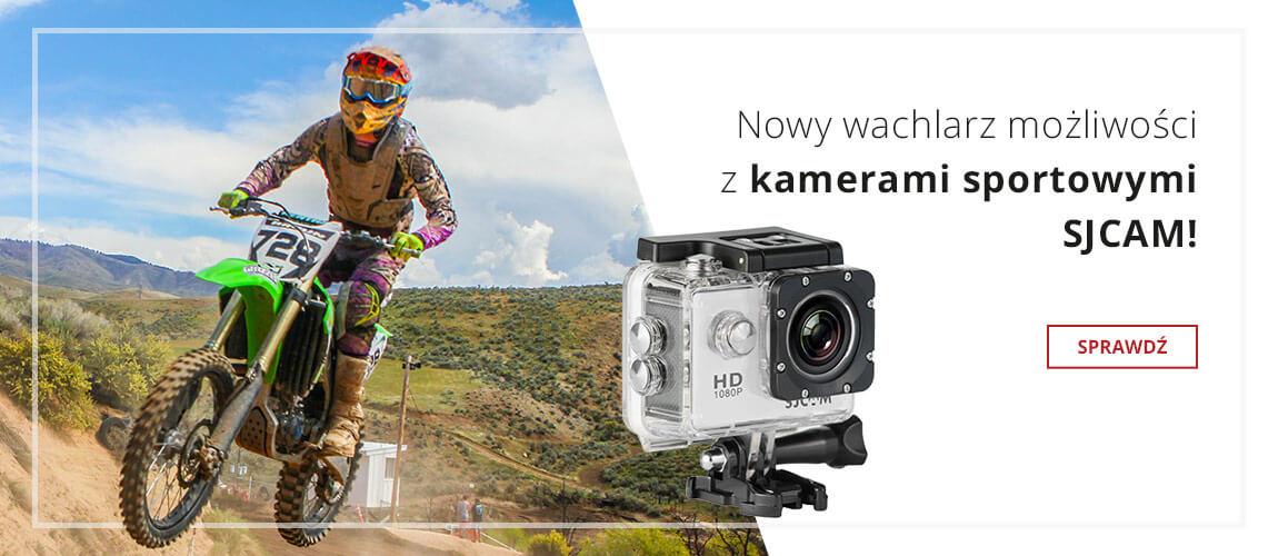 Nowy wachlarz możliwości z kamerami SJCAM!