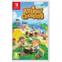 Gra NINTENDO Switch Animal Crossing : New Horizons (NSS032)
