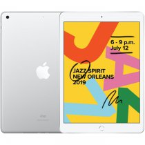 Tablet Apple iPad 10,2' (2019) 32GB Silver