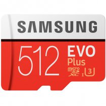 Karta pamięci SAMSUNG EVO Plus 512GB MB-MC512GA