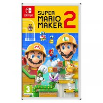 Gra NINTENDO Switch Super Mario Maker 2 NSS669