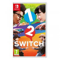Gra NINTENDO Switch 1 2 Switch NSS001