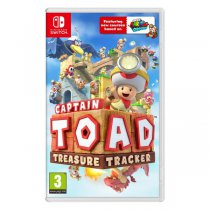Gra NINTENDO Switch Captain Toad Treasure Tracker NSS100