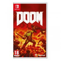 Gra NINTENDO Switch Doom NSS136