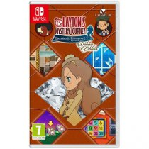 Gra NINTENDO Switch Layton's Mystery Journey: K&M Con. Deluxe (NSS39823)