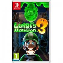 Gra NINTENDO Switch Luigi Mansion 3 NSS424