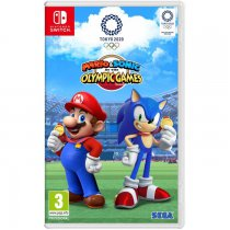Gra NINTENDO Switch Mario & Sonic Tokyo Olympic Game NSS433