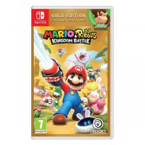 Gra NINTENDO Switch Mario + Rabbids Kingdom Battle: Gold Ed. NSS4340