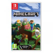Gra NINTENDO Switch Minecraft: Nintendo Switch Edition NSS444