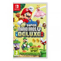 Gra NINTENDO Switch New Super Mario Bros U Deluxe NSS468