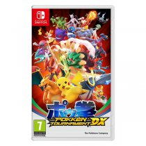 Gra NINTENDO Switch Pokken Tournament DX NSS530