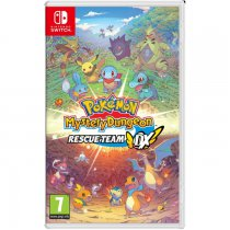 Gra NINTENDO Pokemon Mystery Dungeon Rescue Team DX (NSS542)