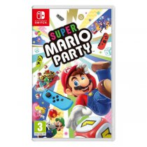 Gra NINTENDO Switch Super Mario Party NSS672