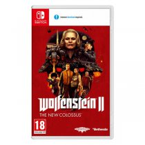 Gra NINTENDO Switch Wolfenstein II: The New Colosseus NSS800