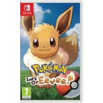 Gra NINTENDO Switch Pokemon Let's Go Eevee NSS535
