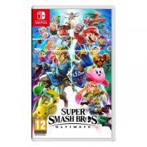 Gra NINTENDO Switch Super Smash Bros. Ultimate NSS676