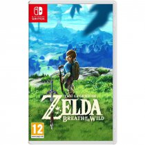 Gra NINTENDO Switch The Legend of Zelda: Breath of the Wild NSS695
