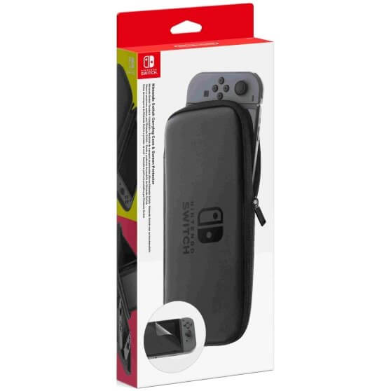 Etui NINTENDO Switch Carrying Case & Screen Protector NSP130
