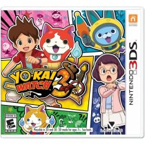 GRA Nintendo 3DS YO-KAI WATCH 3 NI3S91560 045496478148