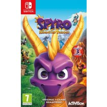 GRA Nintendo Switch Spyro Trilogy Reignited NSS6664