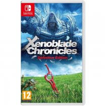 Gra Nintendo Switch Xenoblade Chronicles: Definitive Edition (NSS828)