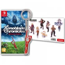 Gra Nintendo Switch Xenoblade Chronicles: Definitive Edition + Zestaw Gratisów (NSS828G)