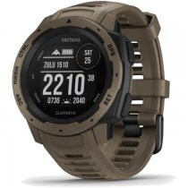 Zegarek Garmin Instinct - Tactical Edition - Coyote Tan