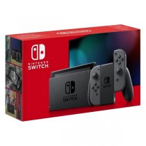 Konsola NINTENDO Switch Gray Joy-Con - NOWY MODEL HAC-001(-01)