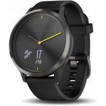 Zegarek Garmin Vivomove HR Sport - Black