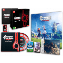 Gra Nintendo Switch Xenoblade Chronicles Definitive Edition Edycja Kolekcjonerska