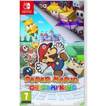 Gra Nintendo Switch Paper Mario: Origami King