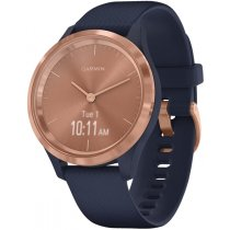 Zegarek Garmin Vivomove 3S - Gold-Blue