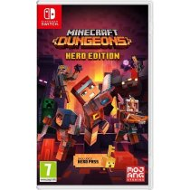 Gra NINTENDO Switch Minecraft Dungeons Hero Edition