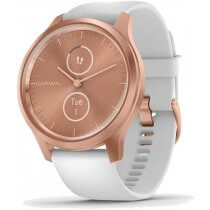 Zegarek Garmin Vivomove Style - Rose Gold