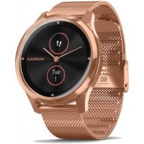 Zegarek Garmin Vivomove 3S - Rose Gold