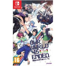 GRA Nintendo Switch Our World Is Ended (Day One Edition)