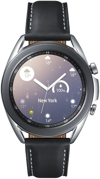 Smartwatch Samsung Galaxy Watch3 41mm SM-R850 Srebrny