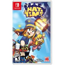 GRA Nintendo Switch A Hat in Time