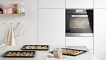 Utrzymywanie potraw w optymalnej temperaturze do serwowania bez ryzyka przypalenia, niezależnie od ilości dzięki funkcji Utrzymywanie potraw w cieple.