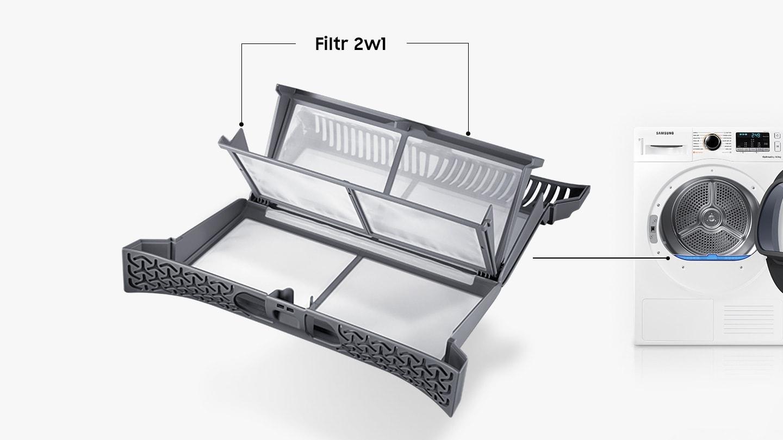 Filtr 2w1