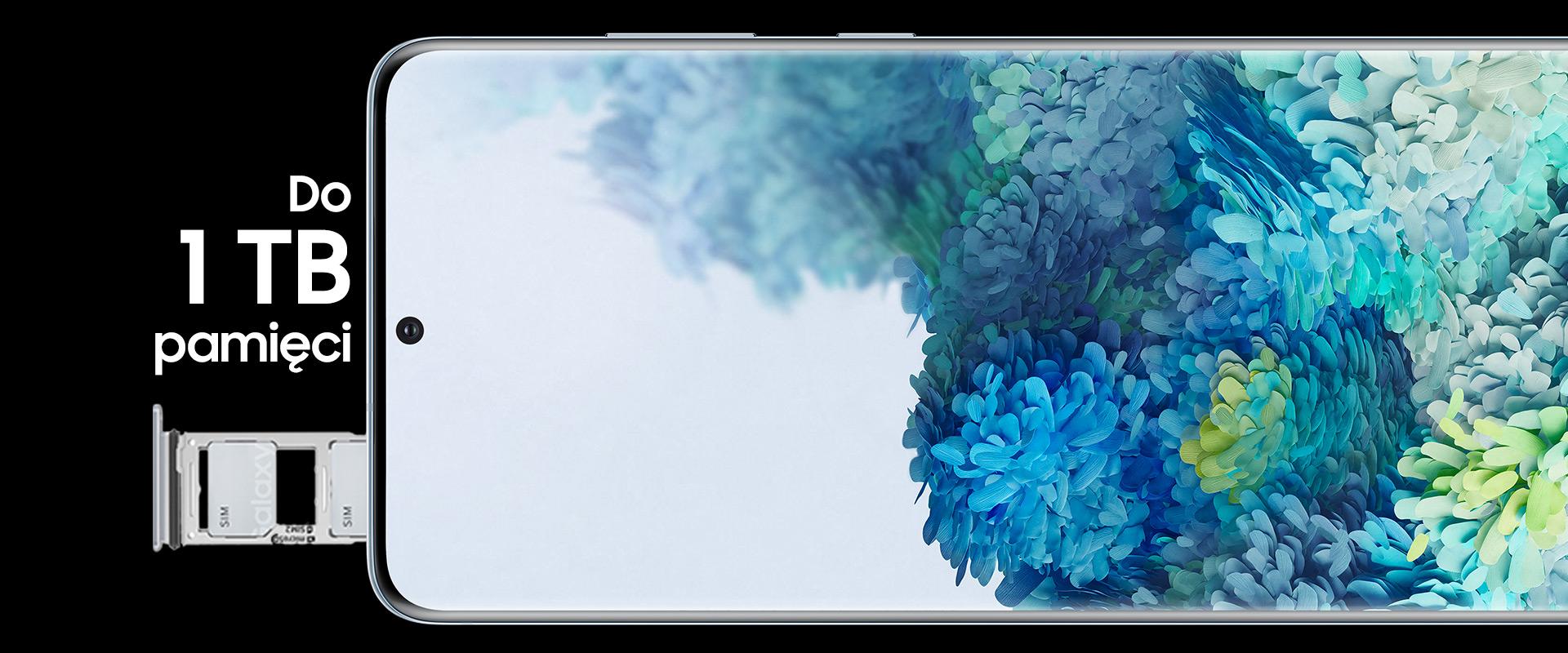 Samsung Galaxy S20+ Pamiec 1920px