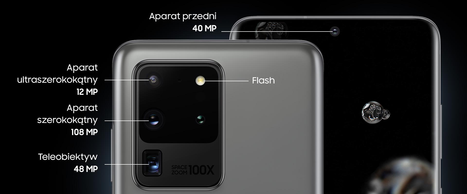 Samsung Galaxy S20 Ultra 5G Obiektyw 1920px