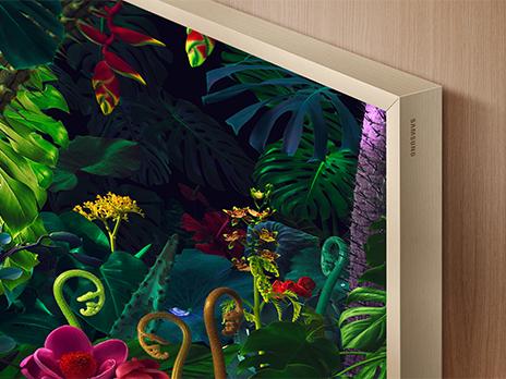 Unikalna Technologia Ponad Miliard Odcieni Kolorów Barw Realistyczny Obraz