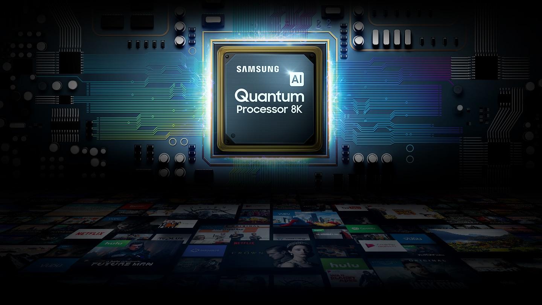 Procesor Samsung Quantum 8K