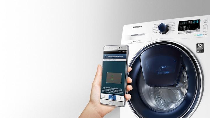Technologia Samsung Smart Check
