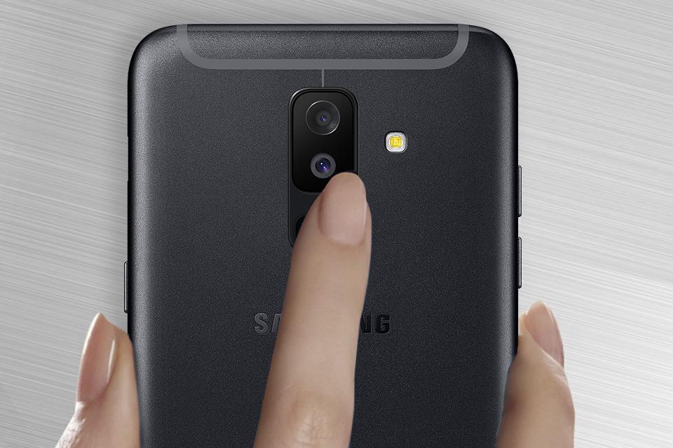 Samsung Odblokowywanie odciskiem palca