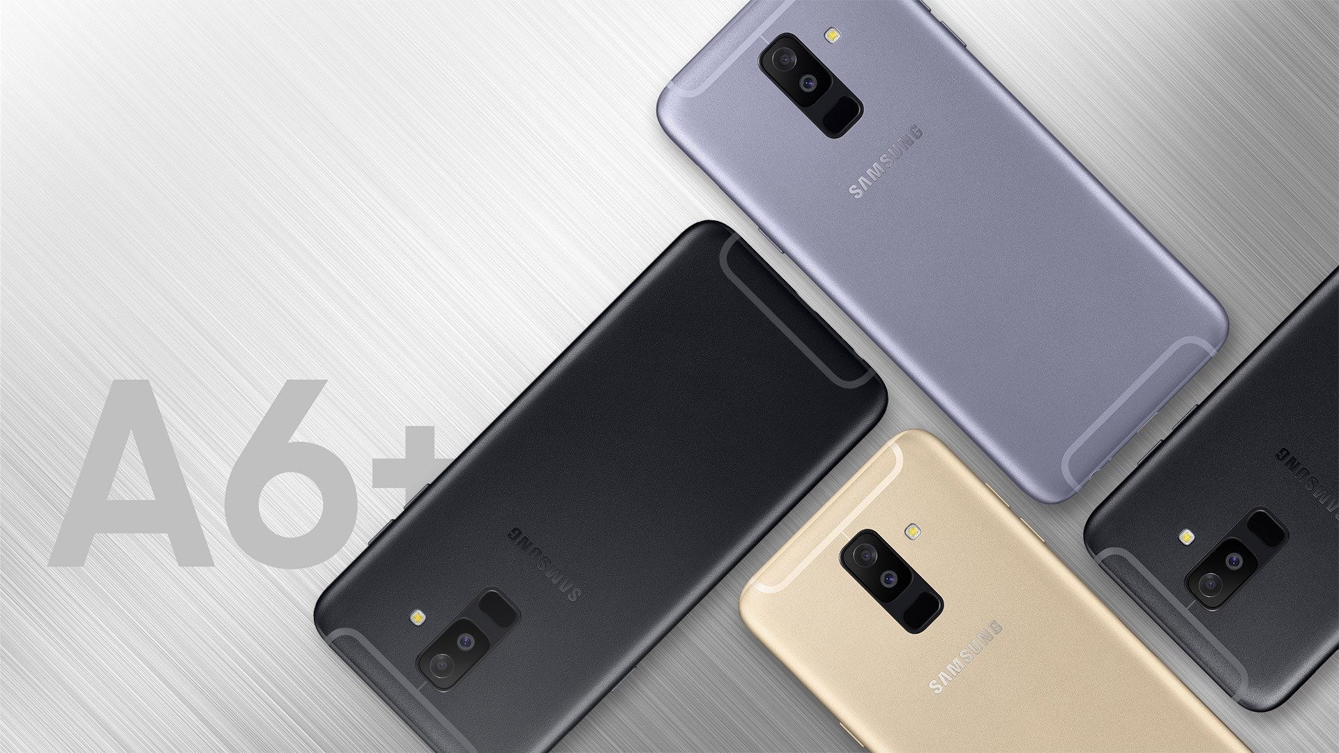 Samsung Kolaz Galaxy A6 Plus