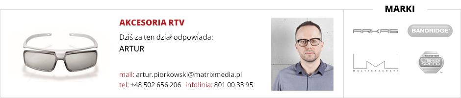 Obsługa działu akcesoria RTV