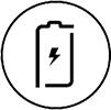Ikona bateria