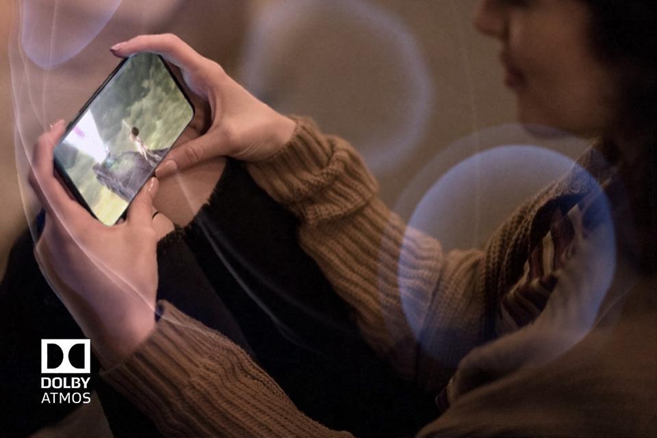 Samsung Zanurz się w dźwięku zDolby Atmos